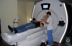 10. Aparat MRI z funkcją cichego skanera