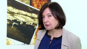 dr n. med. Joanna Didkowska, kierownik Krajowego Rejestru Nowotworów (fot. newseria.pl)